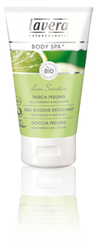 Duschpeeling Lime Sensation