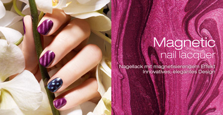 Magnetic Nail Lacquer