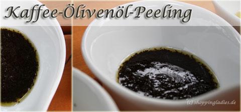 Kaffeesatz Peeling fußpeeling selber gemacht