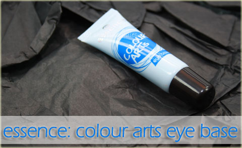 essence: colour arts eye base