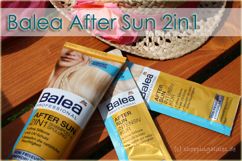 Balea After Sun 2in1