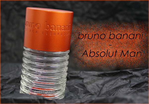 Bruno Banani: Absolut Man