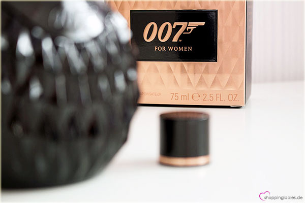 james bond 007 for women verpackung